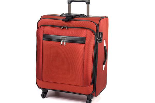 corre箱包红色行李箱