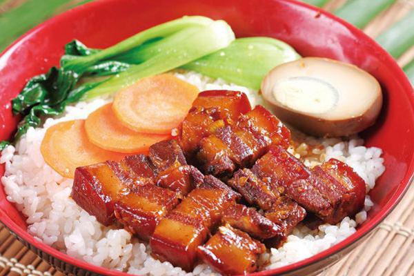 珍滋味中式快餐美味