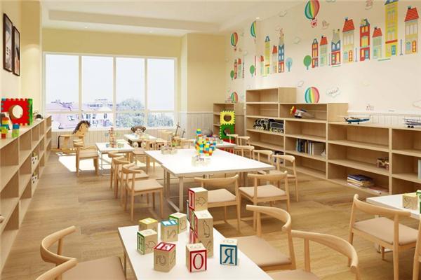 歐毅幼兒園桌子