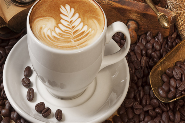 卡米兰咖啡宣传