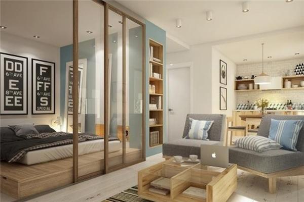 優家公寓環境