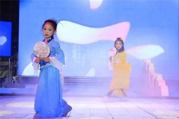 华夏未来影视表演中心蓝色