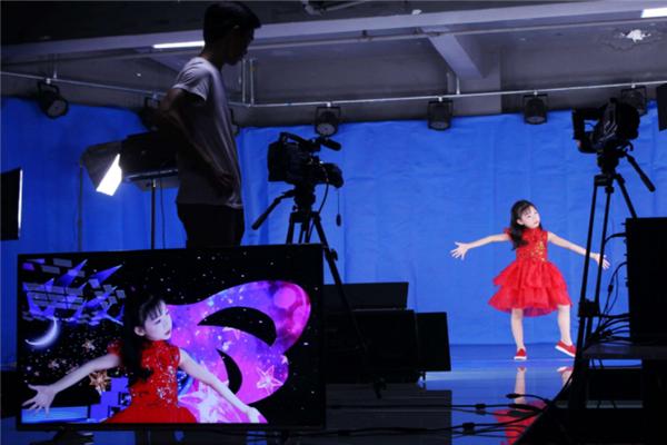 华夏未来影视表演中心画面