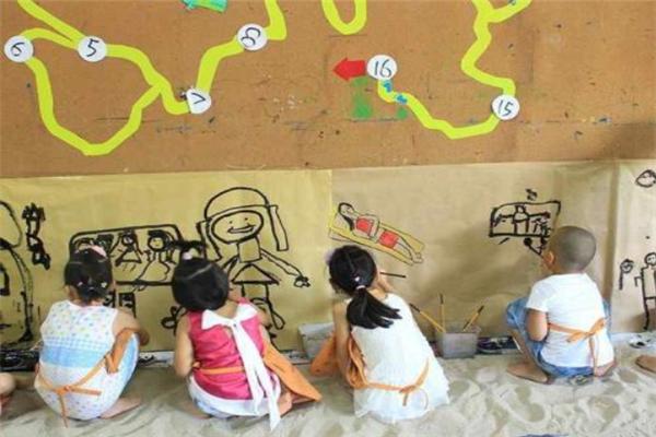 玩美吧社区儿童艺术之家好看