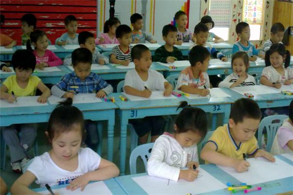 水木娃娃早教教育