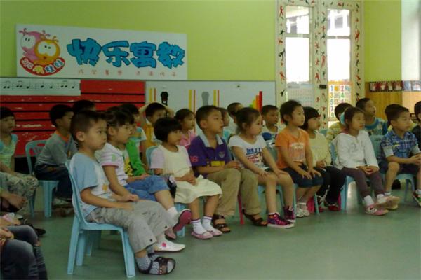 水木娃娃早教教室