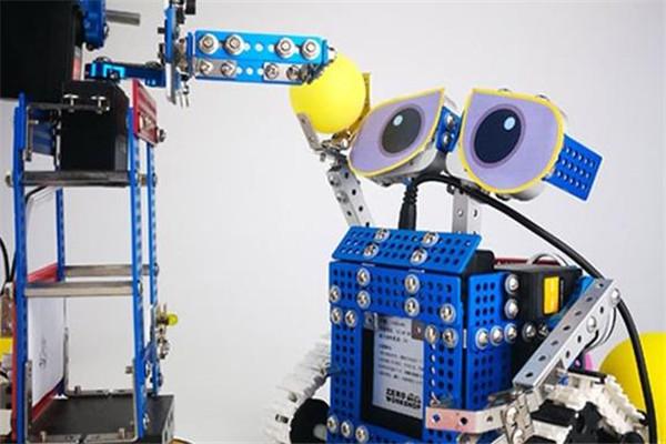 零号车间机器人教育加盟详情