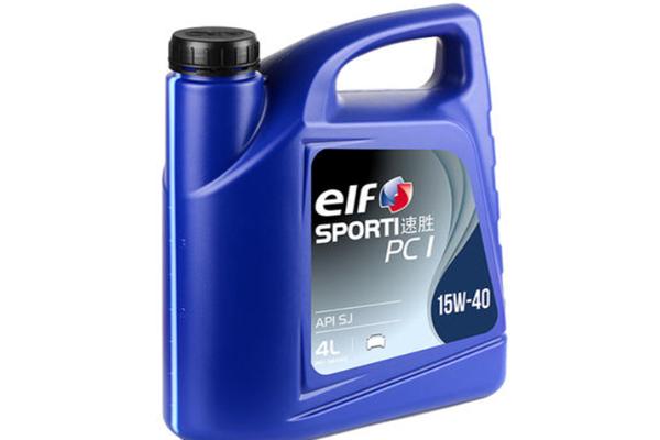 埃尔夫润滑油蓝色润滑油