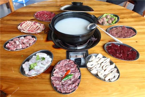 丰尔粥食火锅优质