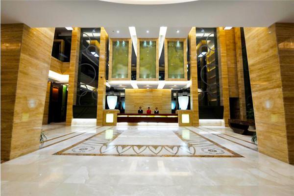 三聯大酒店大廳