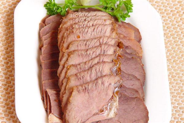 豪德驴肉汤馆凉拌驴肉