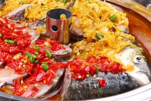 鱼司机汽锅鱼剁椒味