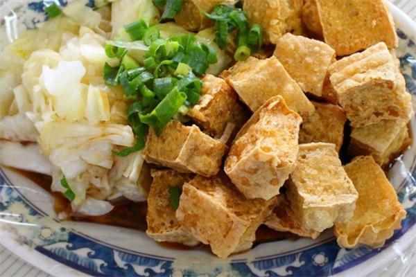 鲁姥姥臭豆腐香辣味