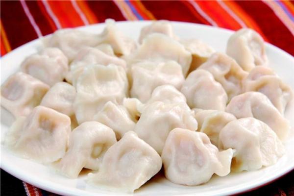 馨雅水饺品种