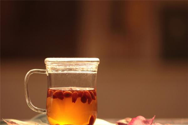 椿风养生茶饮介绍