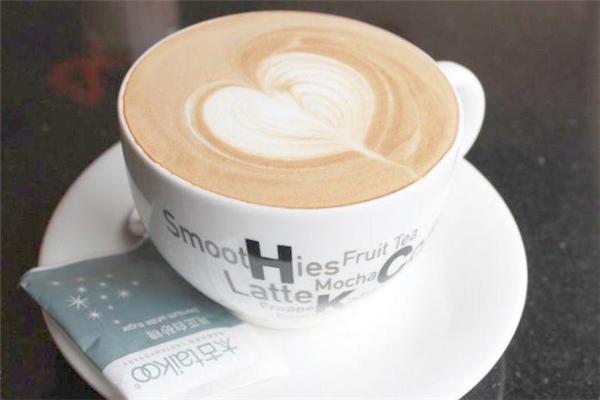 自魔咖咖啡西点招牌