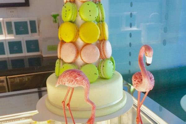 芳博滋法式甜品加盟