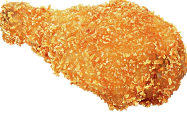 享客炸鸡宣传