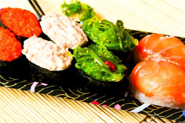 木桥寿司招牌