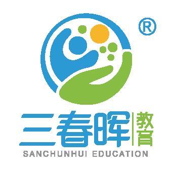 三春晖阅读教育品牌logo