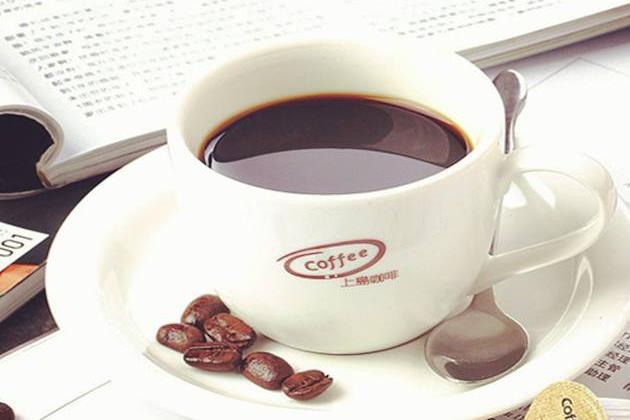 上岛咖啡黑咖啡