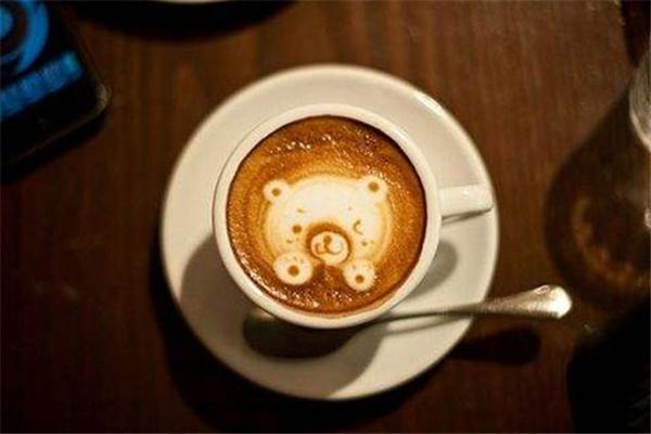 白月光咖啡館特點