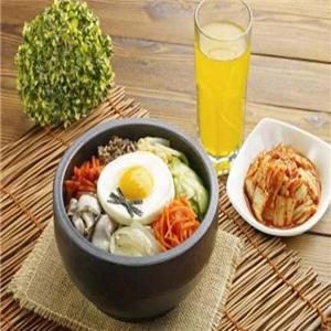 美味石锅拌饭美味