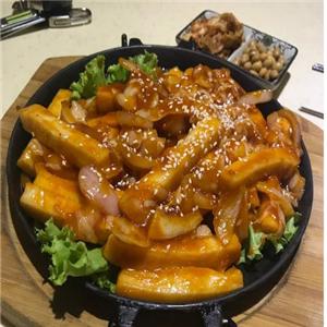 美味石锅拌饭经典