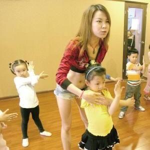 小熊舞儿童舞蹈基本功