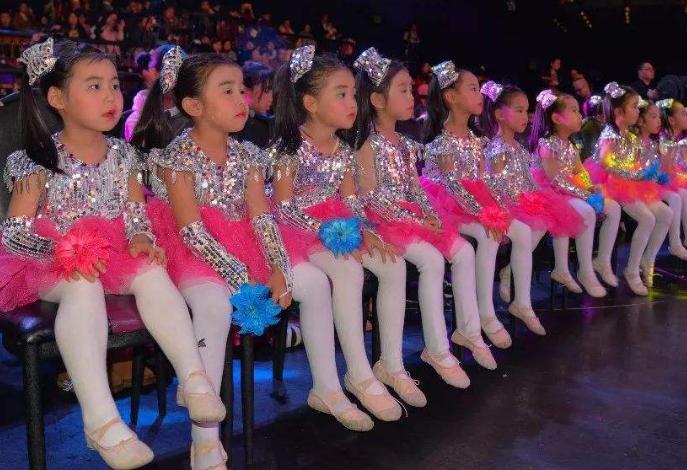 小熊舞儿童舞蹈参赛候选