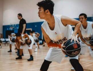 马布里篮球训练营