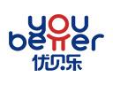 優貝樂在線親子早教品牌logo