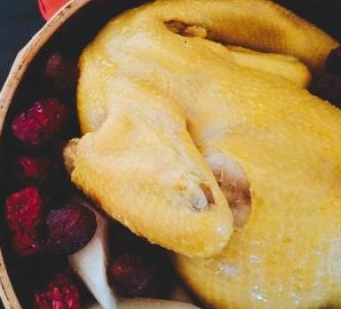 雞蒸香滋補蒸雞