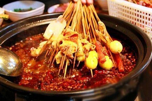 泡椒砂锅串串