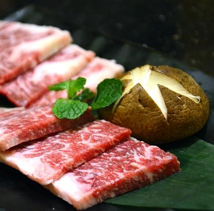 金瀚軒韓式烤肉美味