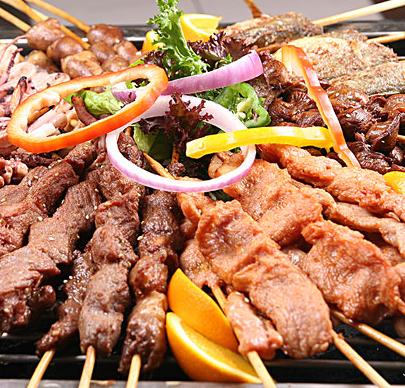 金瀚軒韓式烤肉肉串