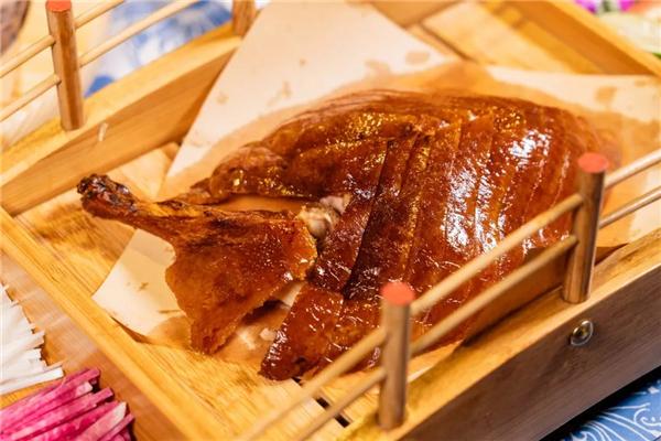 福禾香烤鴨美味