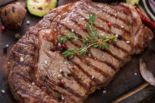 金瀚軒韓式烤肉牛肉