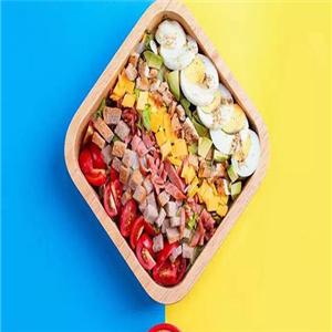 愛沙樂輕食特色