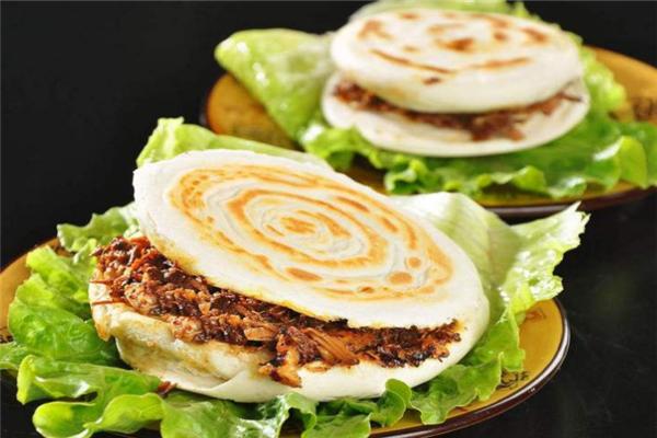 國記肉夾饃生菜