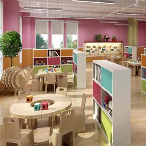 蘇斯q國際幼兒園環境