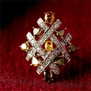 央福珠寶戒指