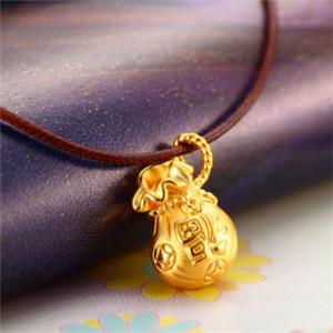 央福珠宝吊坠