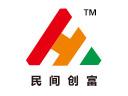 民間創富品牌logo