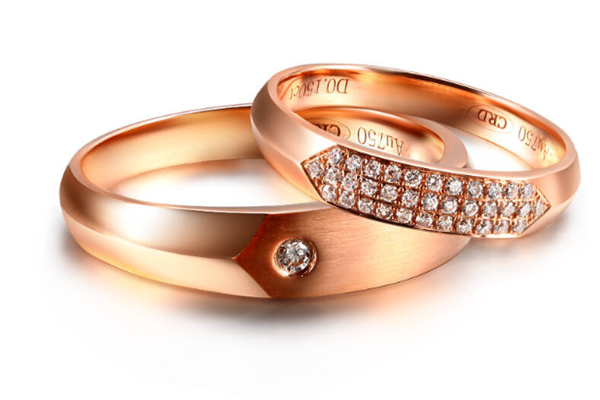 CRD克徕帝珠宝戒指