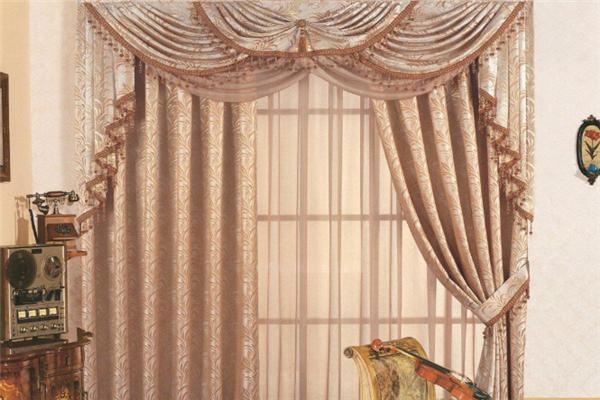 帝莎窗帘家纺