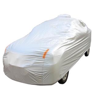 帝太全自动智能车衣白色