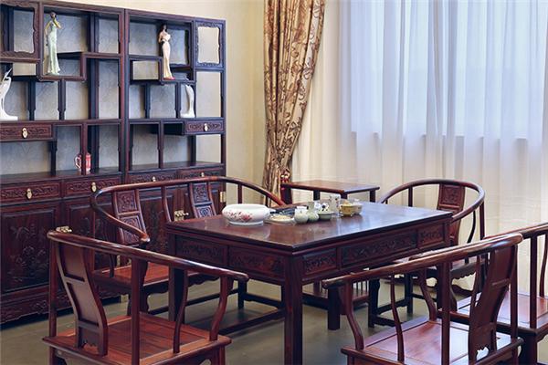 蘭福紅木家具設計