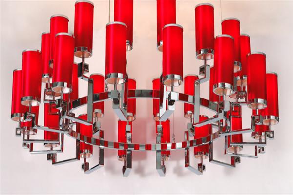 太陽鳥燈飾設計