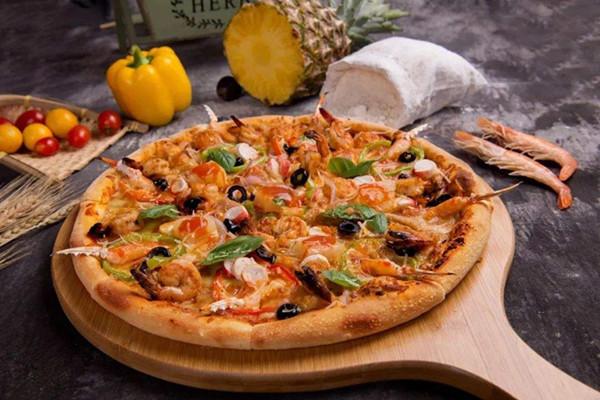 一张披萨有多少获利